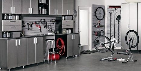 Tips for Decluttering and Organizing the Garage | Self Storage | Scoop.it