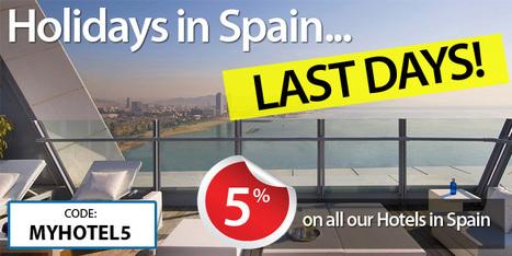 Barcelona Hotels, Hotels in Costa Brava, Costa Dorada, Sitges, Majorca, Ibiza | Life in Spain ! | Scoop.it