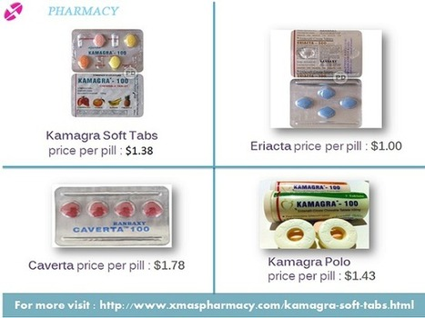 Order Kamagra Soft Tabs online   Health   Scoop.it