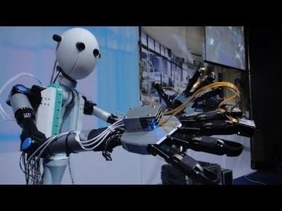 Vis ma vie de robot   Des robots et des drones   Scoop.it