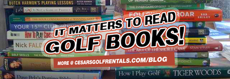 The benefits of continuously reading golf books   Guides   Scoop.it