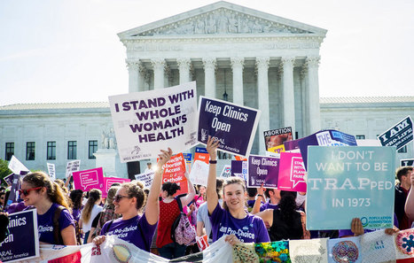 What's Next for Abortion Rights in Texas? | Fabulous Feminism | Scoop.it