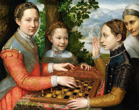 Skepchick | Guest Post: Gender Inequality in Chess | Gender Inequality | Scoop.it
