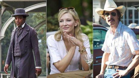 Oscars 2014: nos pronostics - Le Figaro | cinéma | Scoop.it