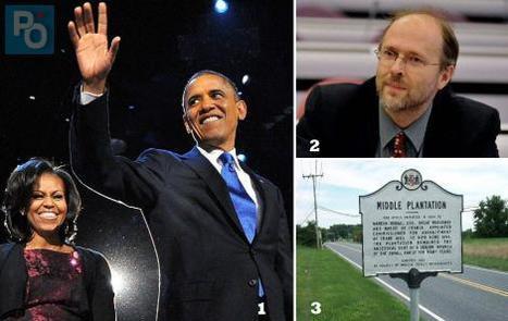 Obama et Nantes : le lien du sang | Sacrés Ancêtres, le mag | Scoop.it