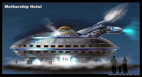 Baker businessman expands vision with UFO Hotel - Pasadena Star-News | Paranormal | Scoop.it