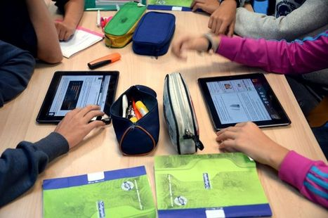 «Internet oblige le prof à remettre de l'ordre dans  du désordre» | I-education | Scoop.it