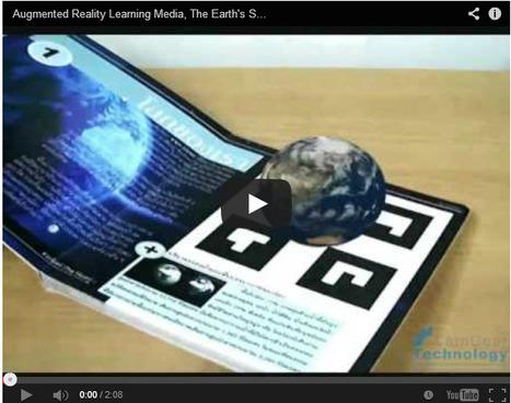 Realidad Aumentada en la Educación | TECNOLOGIA & EDUCACION | Scoop.it
