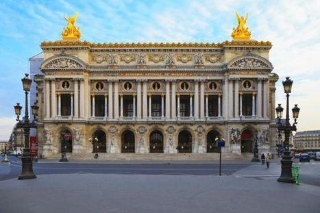 L'Opéra national de Paris rejoint l'Institut Culturel de Google | Le web culturel | Scoop.it