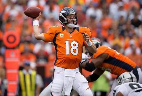 Breaking Down Peyton Manning's Comeback Season So Far - Bleacher Report | GF derek jeter | Scoop.it