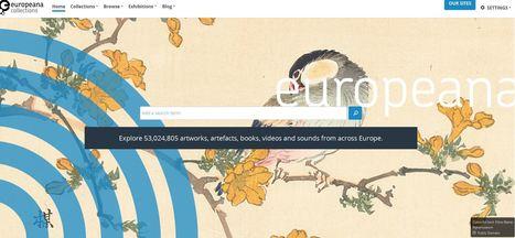Europeana Collections - Pour chercher des ressources collections, le portail de la culture européenne (des trésors) | iGnosis - Risorse digitali per l'e-Learning e il knowledge management | Scoop.it