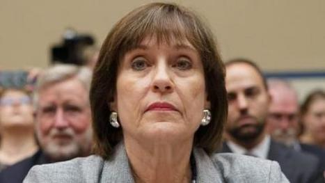 Newly Recovered Lois Lerner Email Shows IRS Tried To Cover Up Tea Party Targeting | Criminal Justice in America | Scoop.it