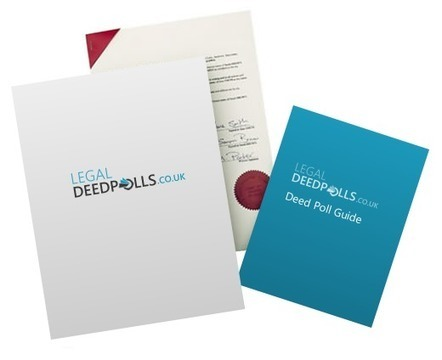 Legal-DeedPolls: Change your name by Deed from just £8.99 | Divorce News | Scoop.it