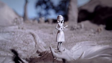 Chase Me: A 3D Printed Film — Art – Formlabs | Future Trends and Advances In Education and Technology | Scoop.it