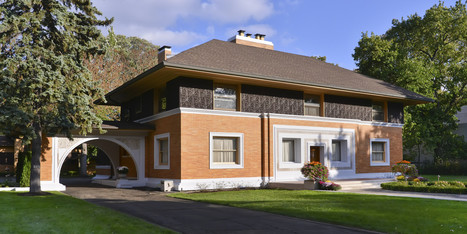 Game-Changing Frank Lloyd Wright Gem For Sale | Real Estate Plus+ Daily News | Scoop.it