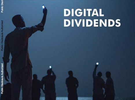 Digital Dividends | Social Media, social networks and education | Scoop.it