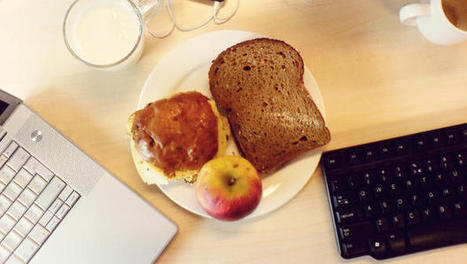 Hate Happiness? Then Keep Eating Lunch At Your Desk | Leadership, Execution and Strategy | Scoop.it