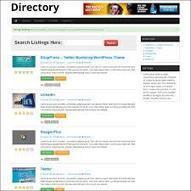 15+ wordpress directory themes | Free Wordpress Themes | Scoop.it