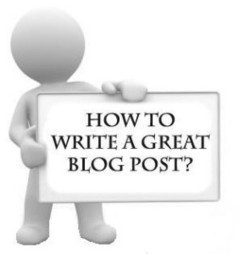 Nine Tips to Write a Great Blog Post   Big Brand Boost   Scoop.it