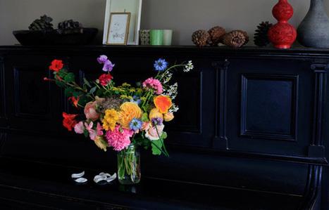 Wedding Flowers designed by Mikarla Bauer in Sydney | Mikarla Bauer - Wedding Florist | Scoop.it