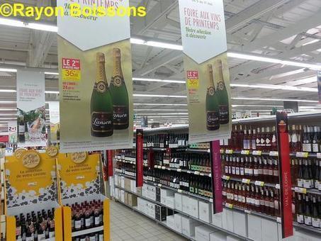 La #Foire aux #vins de printemps 2015 d'#Intermarché en images. | Vos Clés de la Cave | Scoop.it