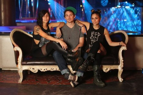 Krewella gear up to finish sophomore album this fall   DJing   Scoop.it