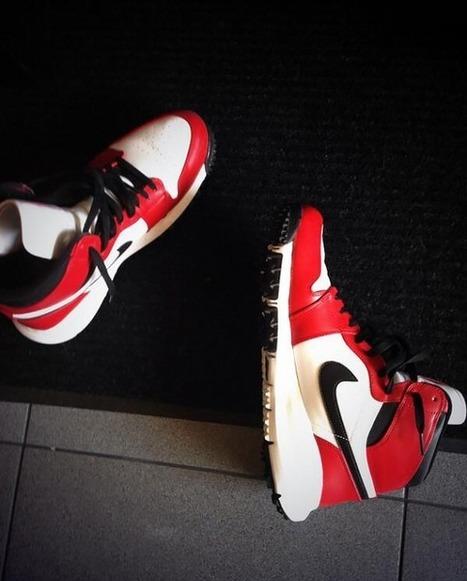 Air Jordan y su nuevo modelo de Zapatos de golf - Doggs HipHop   Nike   Scoop.it