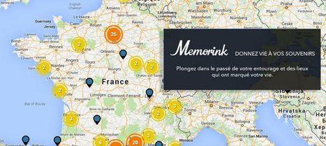 « La Startup est dans le pré » A Montpellier, Memorink fait revivre le passé | Nos Racines | Scoop.it