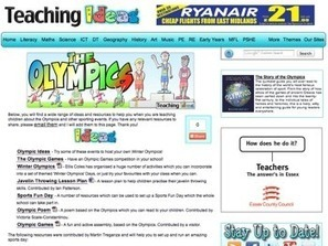 New Teaching Theme – Olympics | Teaching News | Languages in the UK | Scoop.it