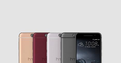 HTC One A9, un smartphone con diseño cupertino. | Noticias Móviles | Scoop.it