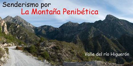 Alfarnatejo-Senderismo por la Montaña Penibética: Tajos de Gomer, Doña Ana, y Fraile. | SENDERISMO EN MALAGA y otros lugares de Andalucia | Scoop.it