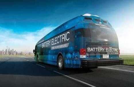 Se l'autobus elettrico fa 966 km con una ricarica | NEWS ENERGIE RINNOVABILI - Canale All News: Fotovoltaico, Eolico, Solare termico, Reti, Efficienza energetica, Mobilità, etc. | Scoop.it