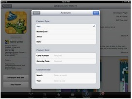 Apps in Education: Gifting an App   mobile devices and apps in the classroom   Scoop.it
