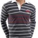 The All Time Famous Men's Striped Polo Shirts | Men's Fashion - Fashion Fantasy | Scoop.it