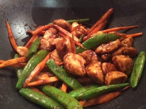 Easy Chinese Chicken Stir Fry | Best Easy Recipes | Scoop.it