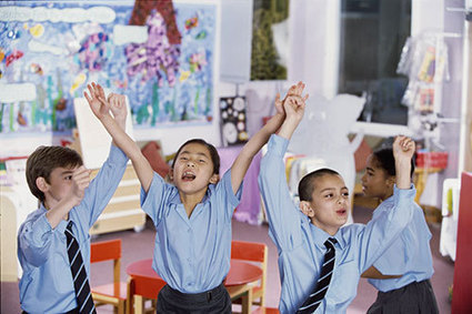 Joy is a Basic Skill in Secondary Reading | Cool School Ideas | Scoop.it