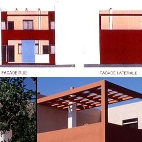 Les modèles de maisons de la cité Frugès | La Machine à Habiter | Cité Frugès | Scoop.it
