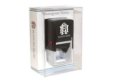 Self Inking Monogram Stamp | Stationary Services For All Your Needs | Scoop.it