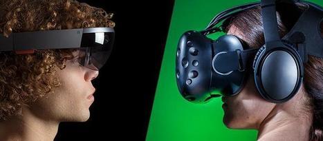 Réalité Virtuelle (RV) vs Réalité Augmentée (RA) | Fabrication numérique & réalité virtuelle | Scoop.it