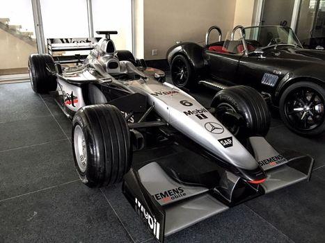 Une Formule 1 McLaren en vente sur Ebay | Voitures anciennes - Classic cars - Concept cars | Scoop.it