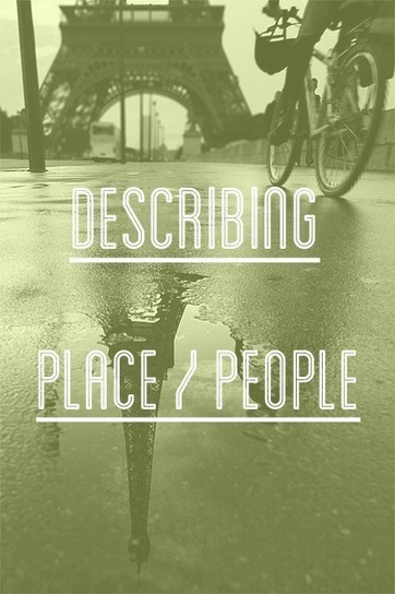French vocab not learned at school: Describing People / Place (slang) - Talk in French | French info | Scoop.it