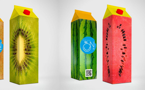 What's trending? Design and innovation in carton packaging | Science-Into Food Innovation | Scoop.it