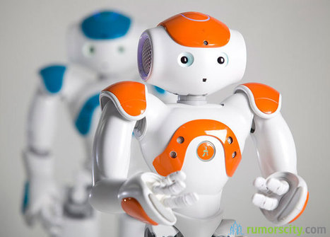 Companion robot speaks 19 languages and expresses emotional intelligence | Amazing Science | Scoop.it
