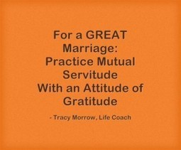 The Servant Leader Approach to a Happy Marriage - Inspir3 | Personal Development & Improvement | Scoop.it