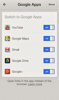 Google renforce son écosystème sur iOS | Google APPS & Outils | Scoop.it