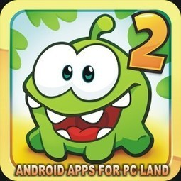Cut the Rope 2 for PC Free Download Windows XP/7/8 | Android apps for pc | Scoop.it
