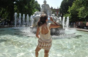 Jeudi, c'est la canicule avec plus de 45° au soleil ! | Toulouse La Ville Rose | Scoop.it
