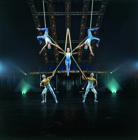 Five Leadership Lessons From Cirque Du Soleil | All About Coaching | Scoop.it