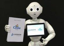 Costa Croisières utilise des robots humanoïdes - Croisières sur Le Quotidien du Tourisme | Agence Ouest Cornouaille Développement Tourisme | Scoop.it