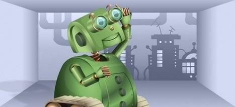 Desenhos de crianças viram robôs de verdade | PORVIR | Desenho | Scoop.it